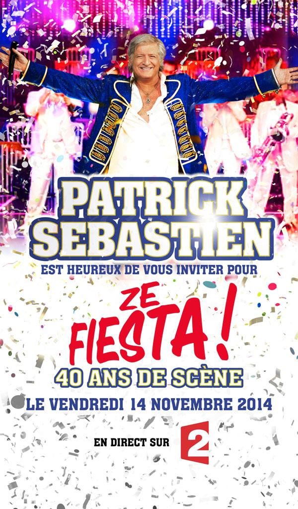 Patrick Sebastien Ze Fiesta