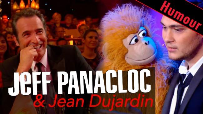 Jeff panacloc et jean marc avec jean dujardin patrick for Dujardin sebastien
