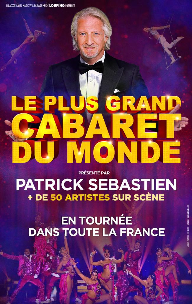 Le Plus Grand Cabaret Du Monde - La Tournée 2021