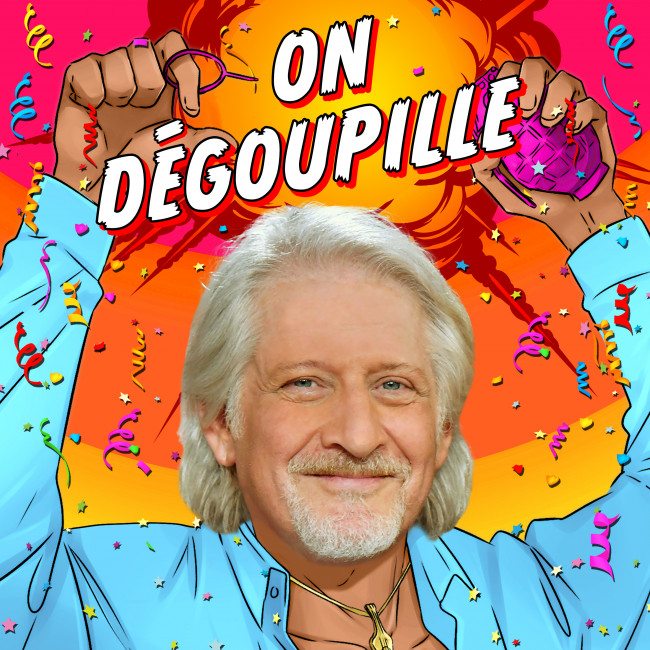pochette single on dégoupille patrick sébastien