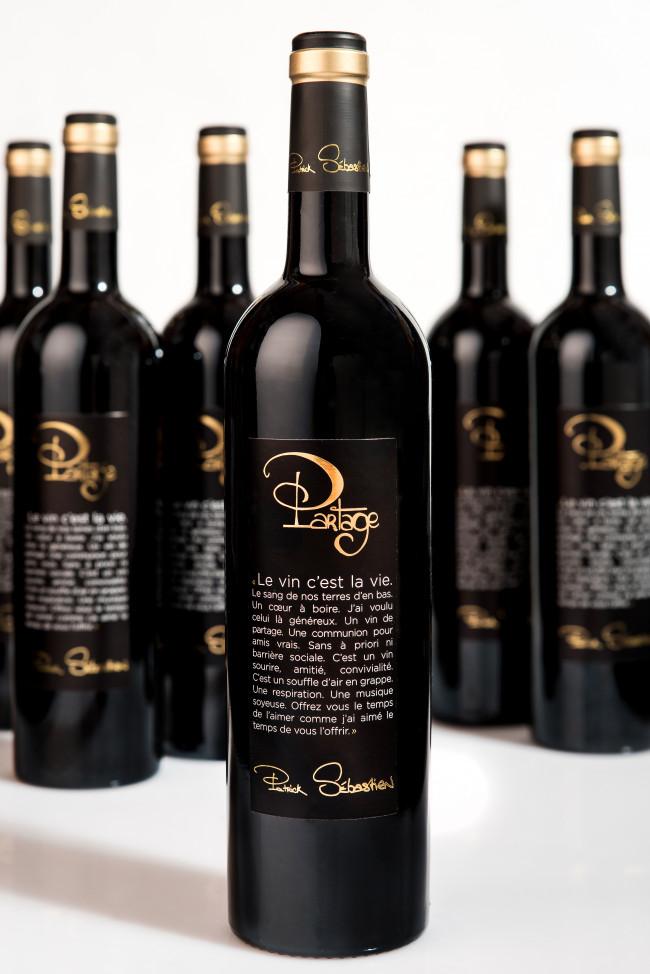 Partage le vin de patrick sébastien
